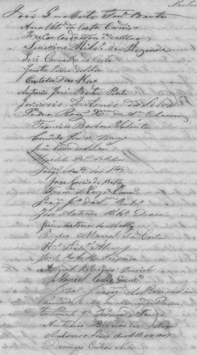 Primeiro Livro de Atas das Assembleias Eleitorais de Leopoldina