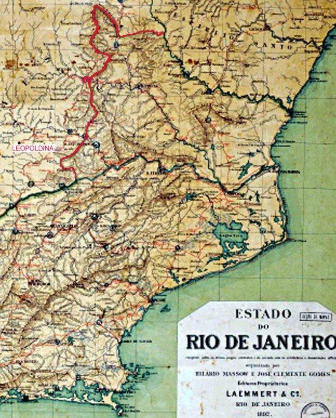 Divisas Rio-Minas