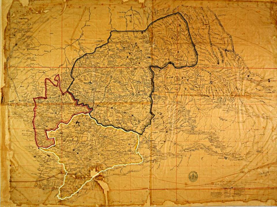 Cartografia de 1847