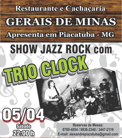 Jazz Rock em Piacatuba