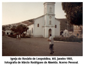 Igreja do Rosário, Leopoldina, MG