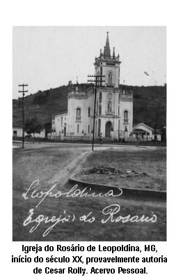 Igreja do Rosário no início do século XX