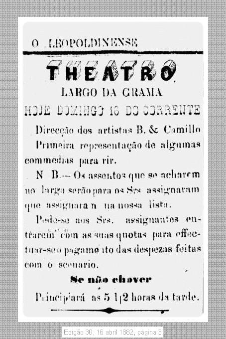 Teatro Largo da Grama