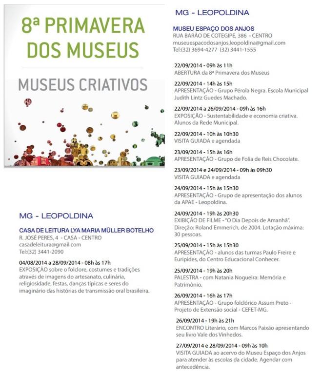 Primavera dos Museus 2014