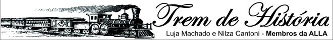 Logomarca Trem de História