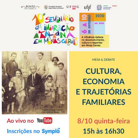 Cultura, Economia e Trajetórias Familiares